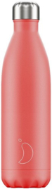 Chilly's Bottle - Pastel Coral - 750 ml