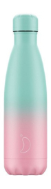Chilly's Bottle - Gradient Pastel - 500 ml