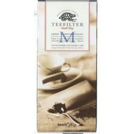 Theezakjes voor losse thee - Teeliflip M - 100 stuks - biologisch afbreekbaar