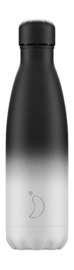 Chilly's Bottle - Gradient Monochrome - 500 ml