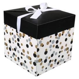 Surprisebox - 6 soorten losse thee & chocolade