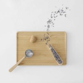 Viva Scandinavia - Pure Teaspoon - Maatschep RVS & Hout