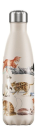 Chilly's Bottle - Cats - 500 ml