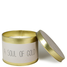Sojakaars - A soul of gold - Geur: Fig's Delight - My Flame