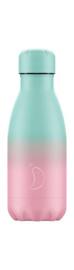 Chilly's Bottle - Gradient Pastel - 260 ml