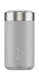 Food Pot - Chilly's Bottle- Pale Grey - 500 ml
