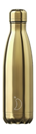 Chilly's Bottle - Gold- 500 ml