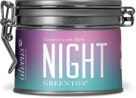 Groene Thee GreenTox® Blik - Night