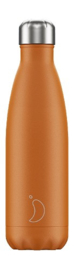 Chilly's Bottle - Burnt Orange - 500 ml