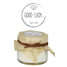Sojakaars - Good Luck - Geur: Fresh Cotton - My Flame