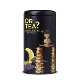 Towering Kung Fu - Or Tea?