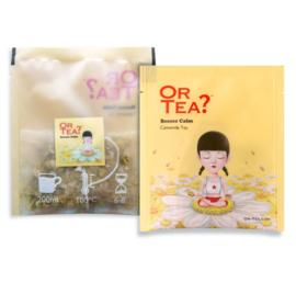 Doosje met 10 theezakjes - Beeeee Calm - Or Tea?
