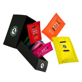 Giftbox - 12 zakjes thee - Alveus