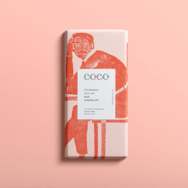 Chocolade - Colombian Milk - Coco Chocolatier