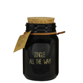 Sojakaars - Jingle All The Way - Geur:  Winter Glow - My Flame