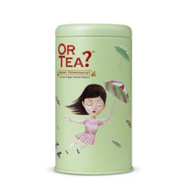 Merry Peppermint - Or Tea?
