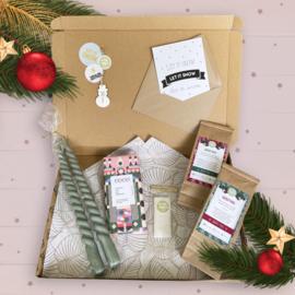 Kerst - Luxe Brievenbuspakket