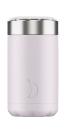 Food Pot - Chilly's Bottle- Blush Purple - 500 ml