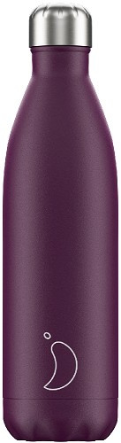 Chilly's Bottle - Purple Matte - 750 ml