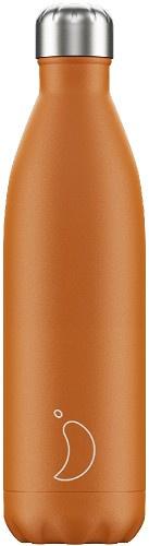 Chilly's Bottle - Burnt Orange - 750 ml