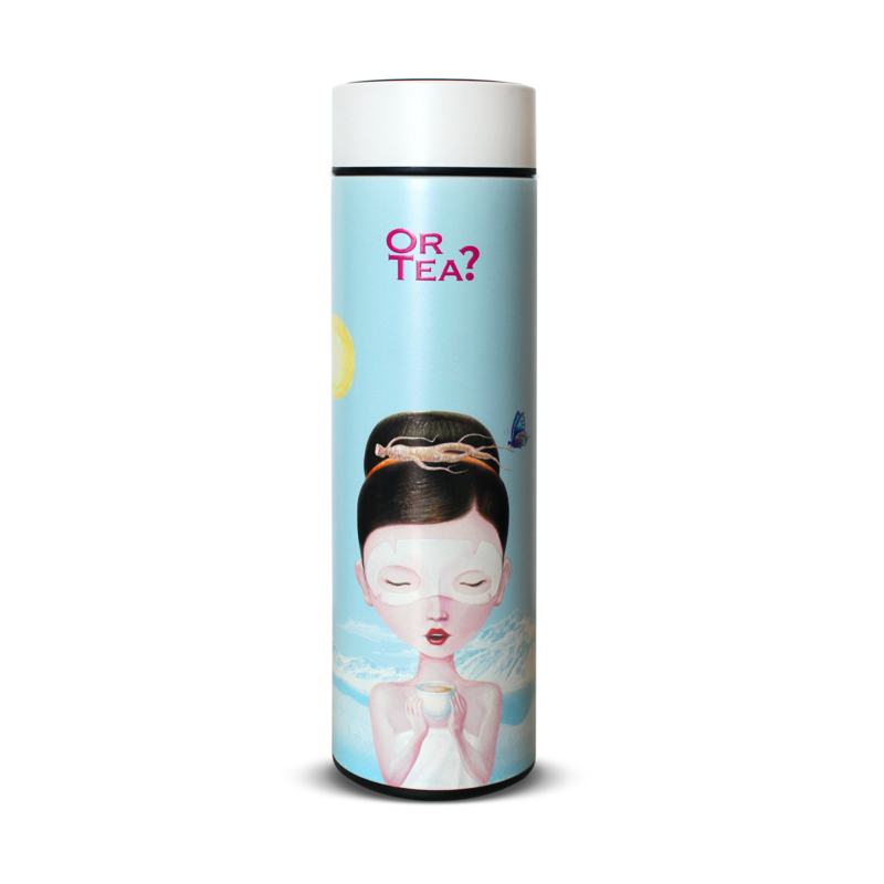 T´mbler - Ginseng Beauty - Losse Thee Thermosfles - Or Tea?