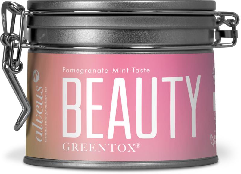 Groene Thee GreenTox® Blik - Beauty