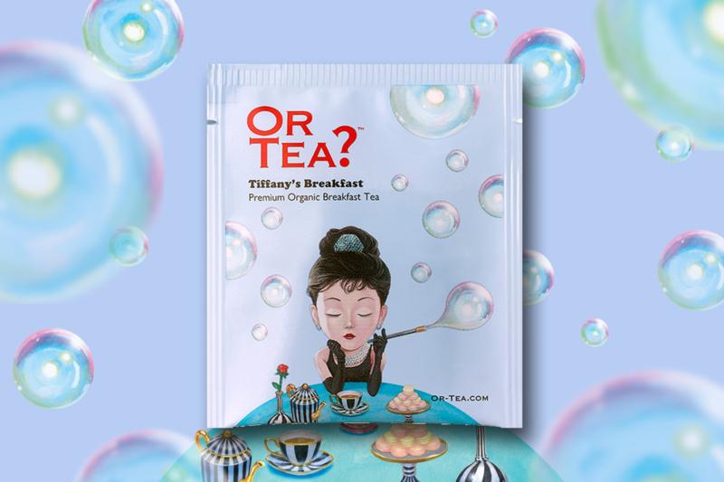 Theekaart - Happy Birthday - Or Tea?