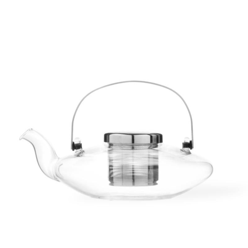 Theepot 'Infusion Leaf' -  0,6 liter - Viva Scandinavia