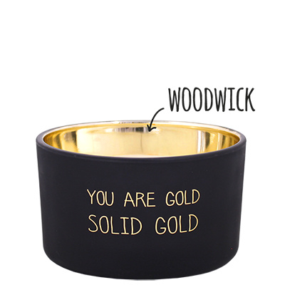 Sojakaars - You are gold - Geur: Warm Cashmere - My Flame
