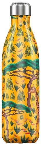 Chilly's Bottle - Tropical Giraffe - 750 ml