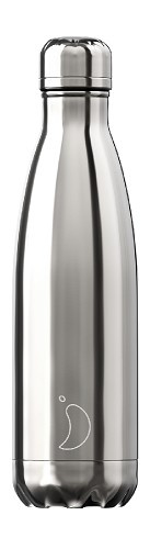 Chilly's Bottle - Silver- 500 ml
