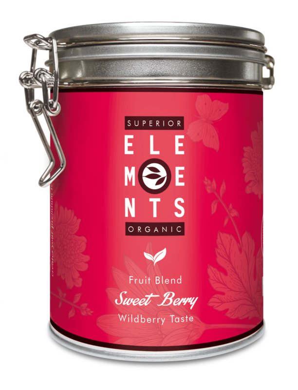 Superior Organic Elements - Sweet Berry