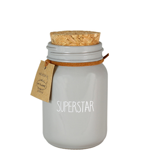 Sojakaars - Superstar - Geur: Amber's Secret - My Flame