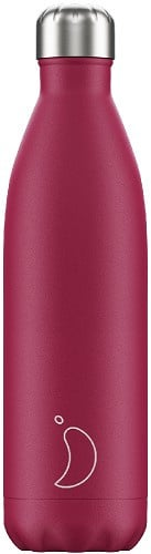 Chilly's Bottle - Pink Matte - 750 ml