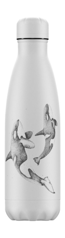 Chilly's Bottle - Sealife Orca - 500 ml