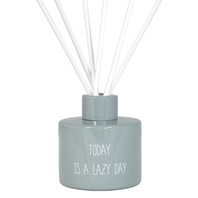 Geurstokjes - Today is a lazy day - Geur : Botanical Bamboo - My Flame