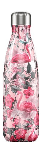 Chilly's Bottle - Tropical Flamingo - 500 ml