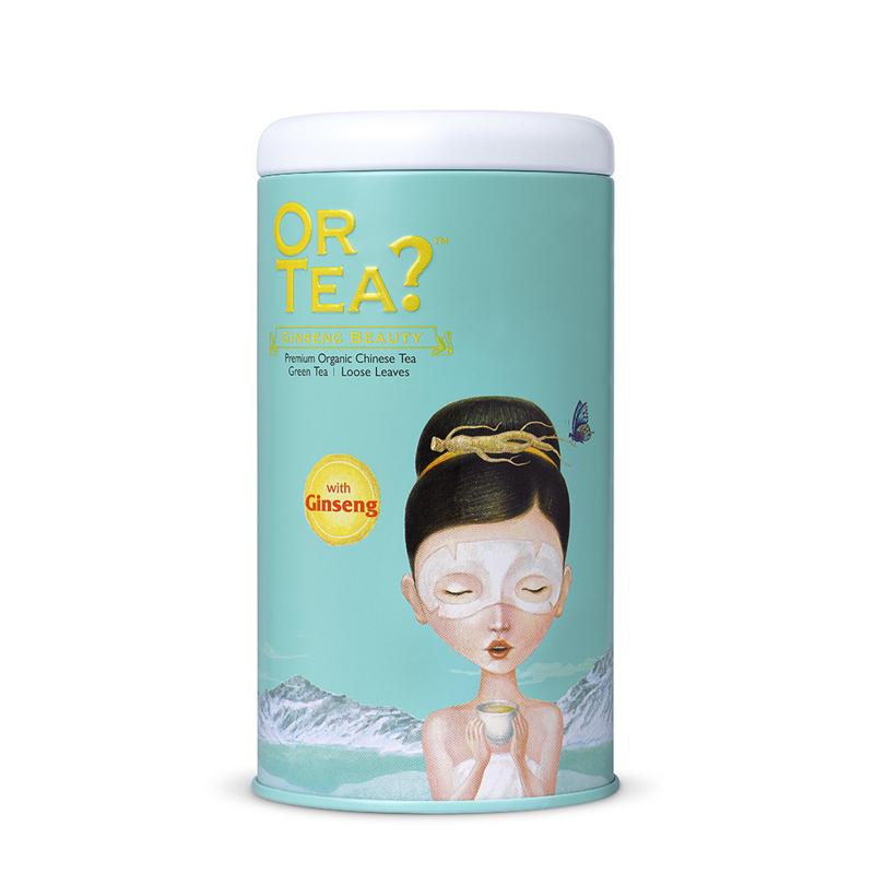 Ginseng Beauty - Or Tea?