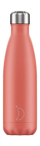 Chilly's Bottle - Pastel Coral - 500 ml