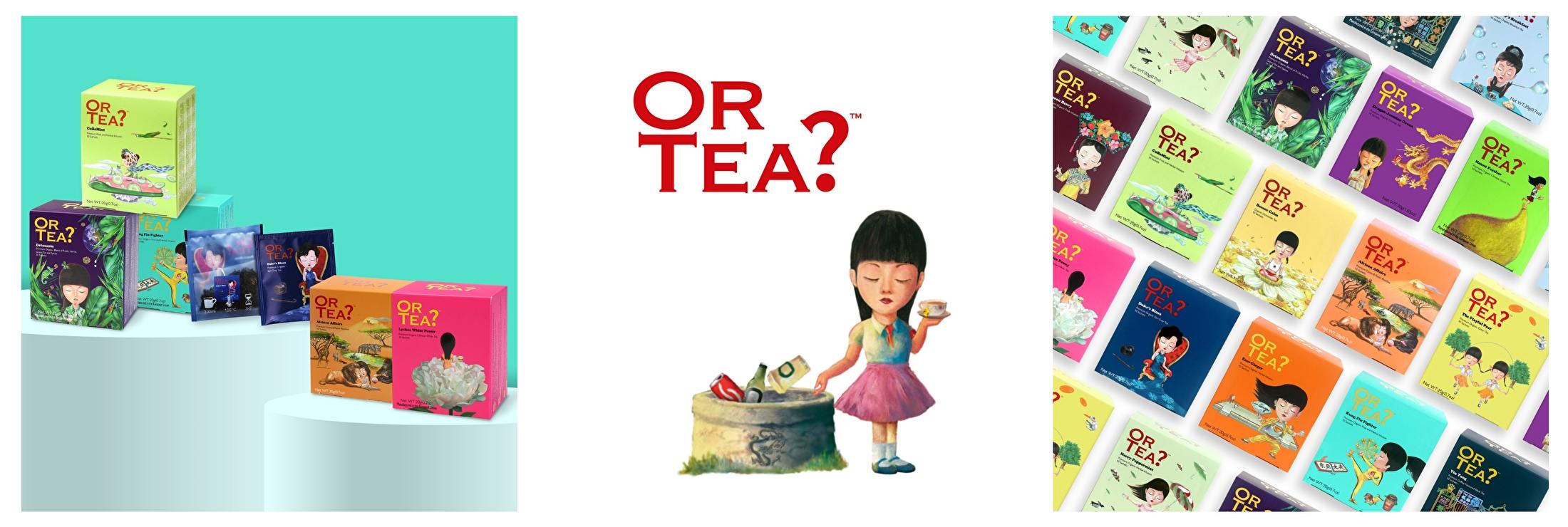 Theezakjes - Or Tea?