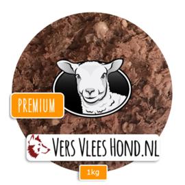 BARFmenu Vers Vlees Hond | Lam Premium | Aanvullende KVV, BARF