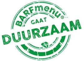 BARFmenu Vers Vlees Hond | 'Natuurlijk Duurzaam' | Complete KVV, BARF