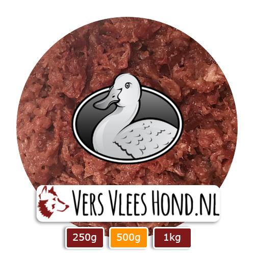 BARFmenu Vers Vlees Hond | Eend | Complete KVV, BARF