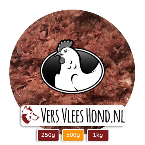 BARFmenu Vers Vlees Hond | Kip | Complete KVV, BARF