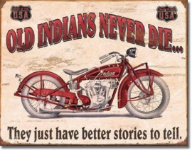 MP1637 Old Indians never die