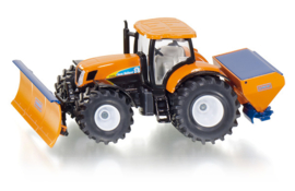 S02940 New Holland met Sneeuwschuiver