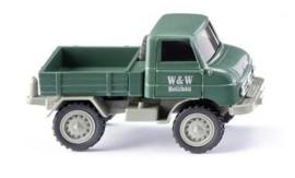 W37107 Unimog U411 W&W