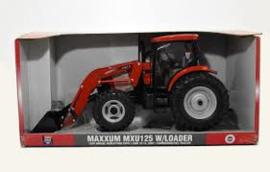 E16125A CIH Maxxum MXU125 + LX156 Loader