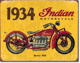 MP1929 Indian 1934 motorcycle