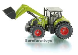 S01979 Claas Tractor Met voorlader